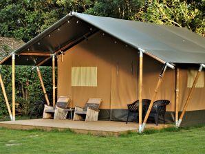 Residenz Camping Gorishoek im Glamping Zelt