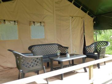 Residenz Vakantiepark Beierse Woud im Glamping Zelt