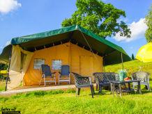 Ferienwohnung Safarizelt Im Bayrischer Wald für 6 Personen