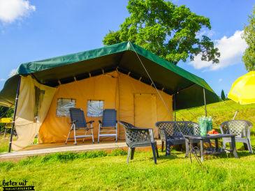 Residenz Camping Spineuse im Glamping Zelt