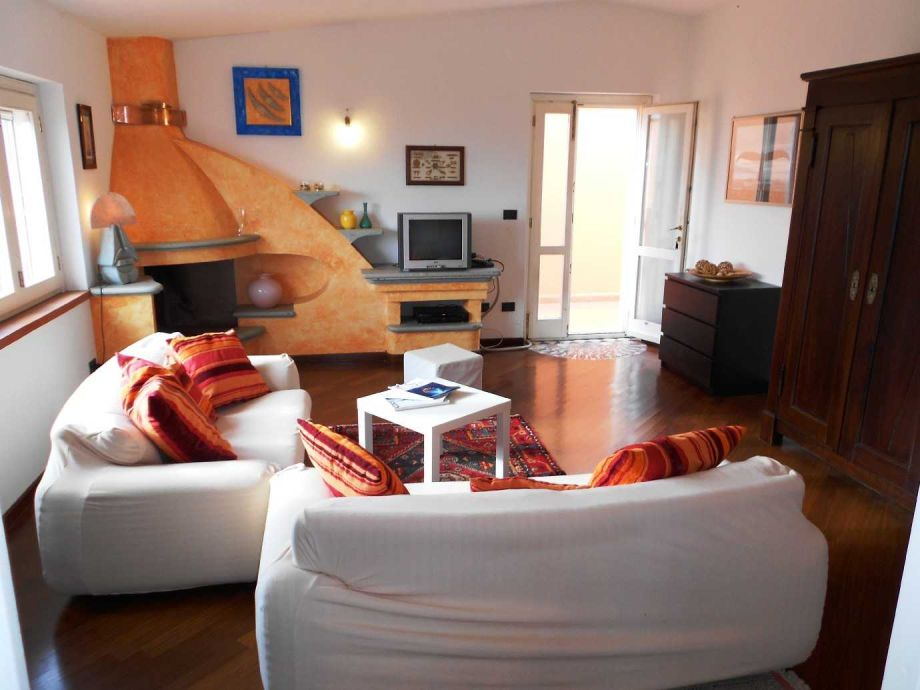 Ausstattung Appartamento bella vista - Cala Gonone