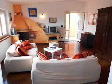 Ferienwohnung Appartamento bella vista - Cala Gonone