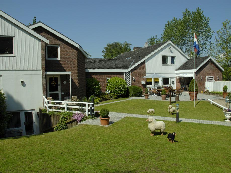 Außenaufnahme Landhaus Dr. Seiffert - App. Nr. 1