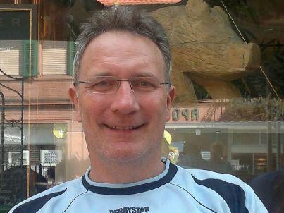Ihr Gastgeber Bernhard Schäfer