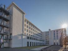 Ferienwohnung Dünenresidenz Prora - 1 Zimmer Balkon Seeseite