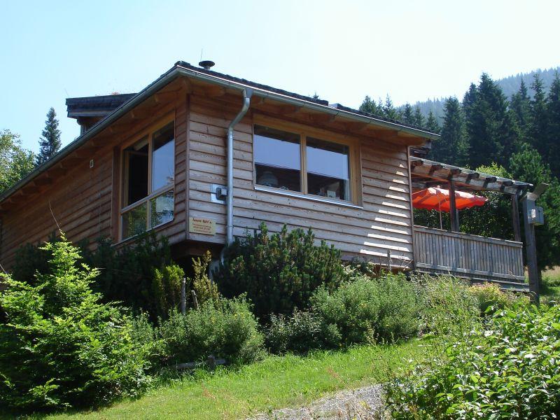 Ferienhaus Zirbel-Hütte