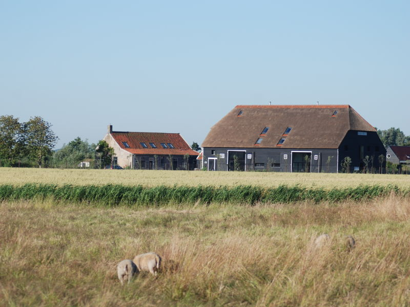 Villa Oostkapelle vakantiehuizen Barn Right