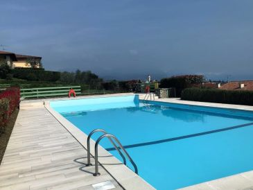 Ferienhaus Polpenazze Gardasee Villino Alberto mit Pool
