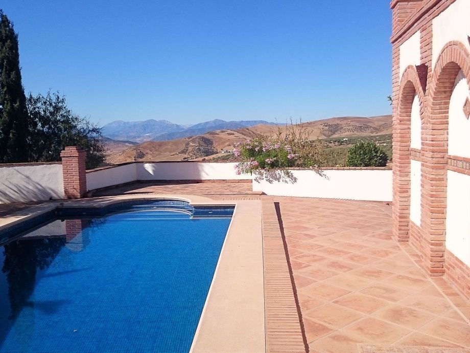 Außenaufnahme Sueño Andaluz