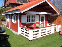 Ferienhaus Blockbohlenhaus Wiedbusch