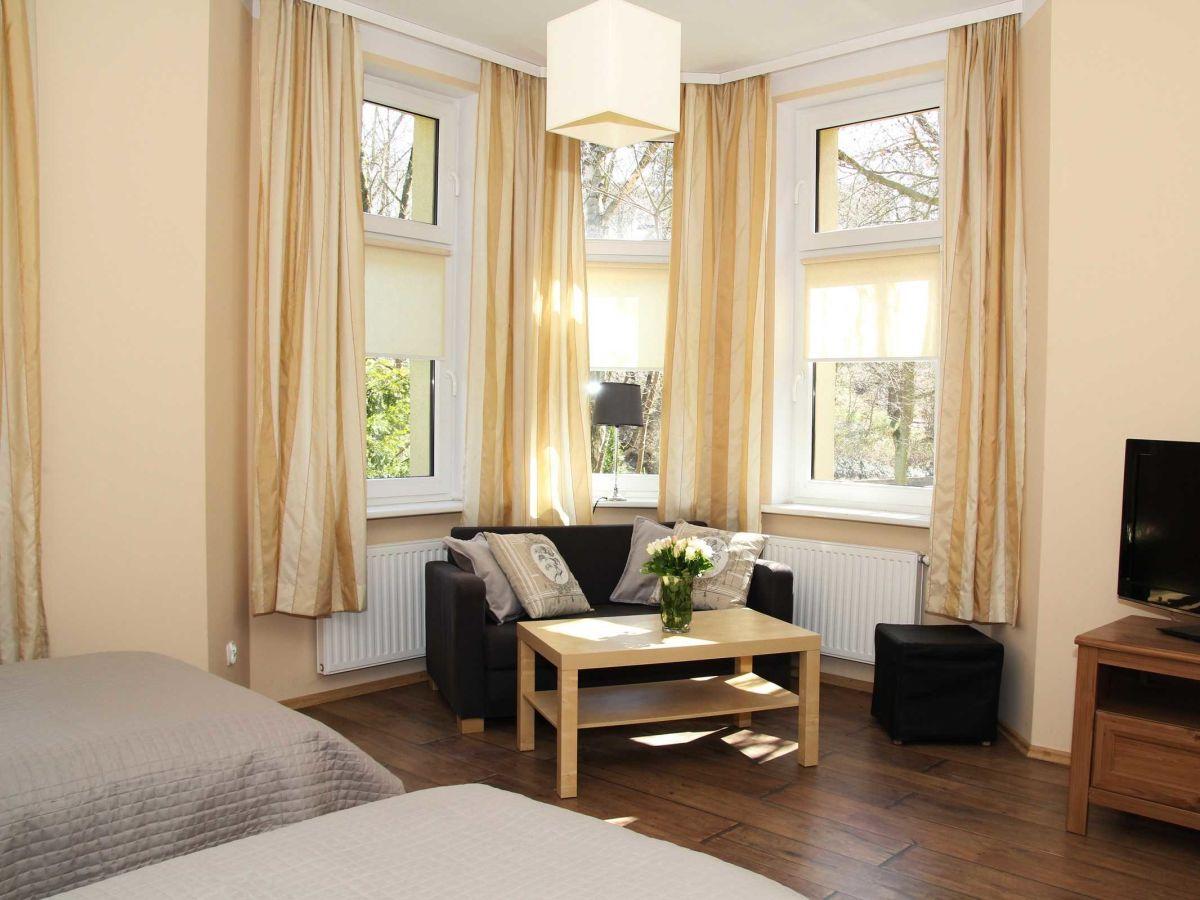 g stezimmer 6 in der villa solis polnische ostsee. Black Bedroom Furniture Sets. Home Design Ideas