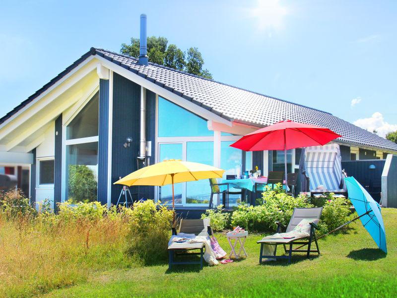 Ferienhaus Skagen mit tollem Wasserblick