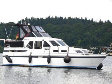 Hausboot Motoryacht Marie