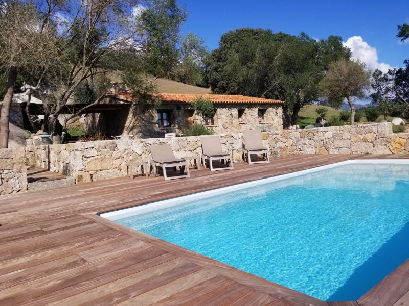 Holiday house Porto Vecchio sheepfold style house with pool