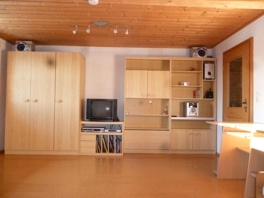 ferienwohnung maisonette im haus renate bayrischer wald. Black Bedroom Furniture Sets. Home Design Ideas
