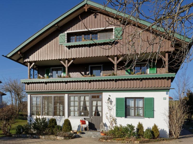 Ferienwohnung Allgäu-Lodge Rottachsee