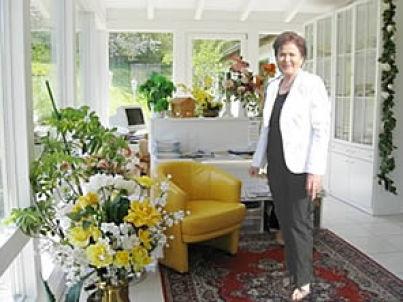 Ihr Gastgeber Ingrid Sauer