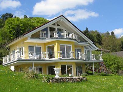 """Haus """"Schloßblick"""" am Edersee"""