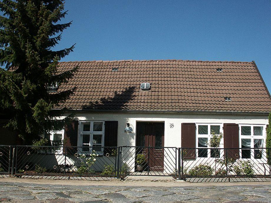 Unsere Alte Schmiede, Haupteingang Wohnung 2