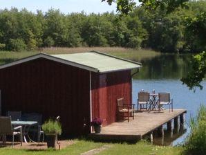 Ferienhaus Seegrundstück Badebucht