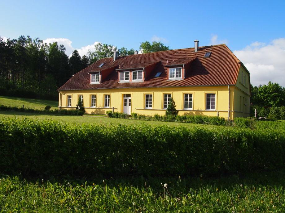 Ferienhaus mit Rondel