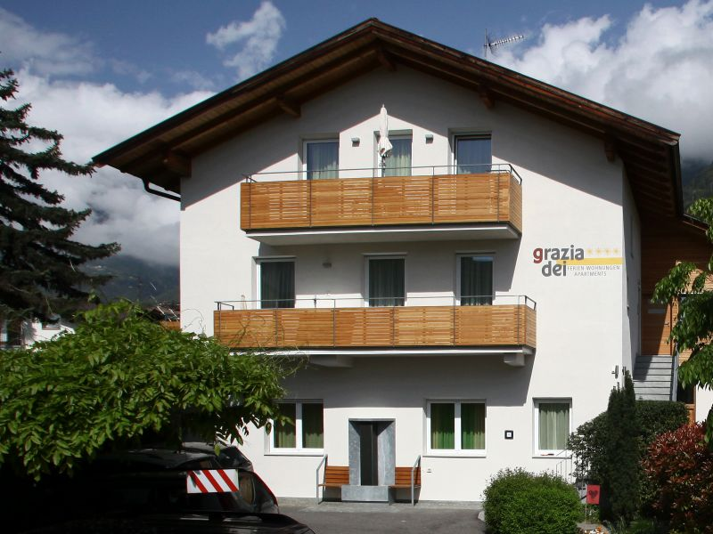 Holiday apartment Gipfelwind in Haus Grazia-Dei
