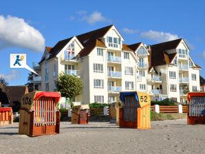 Ferienwohnung Strandhotel 28
