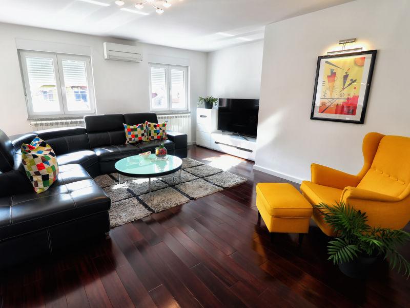 Ferienwohnung Luxus-Apartment mit Garten