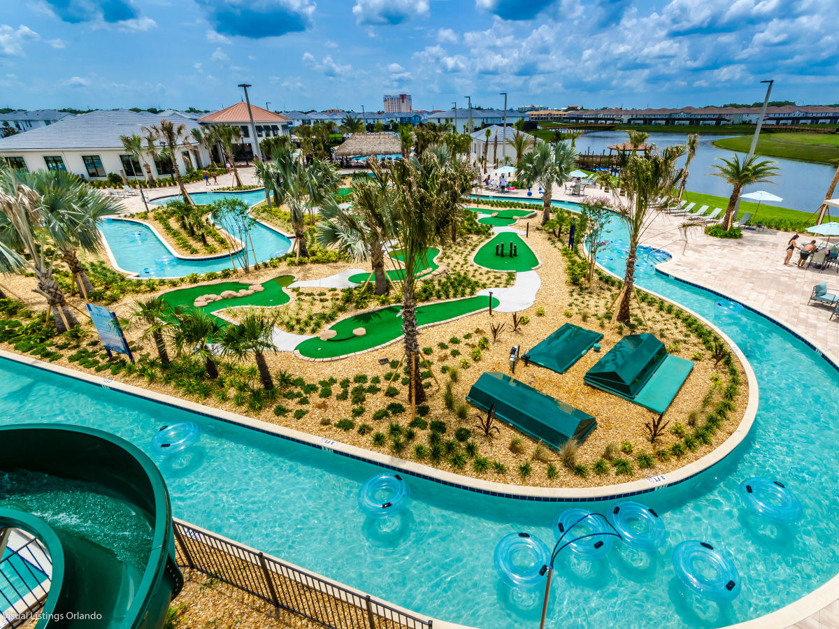 Apartment 2-Bedroom 4741-104 Storey Lake Resort, Orlando, Florida ...