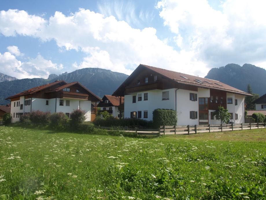 Wohnung mit Bergpanorama