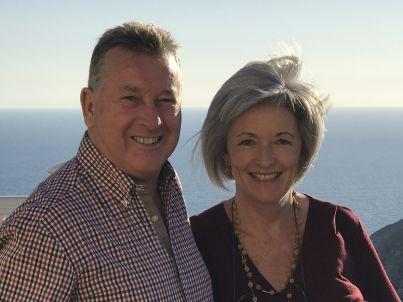 Ihr Gastgeber Eleanor & Mike Fletcher