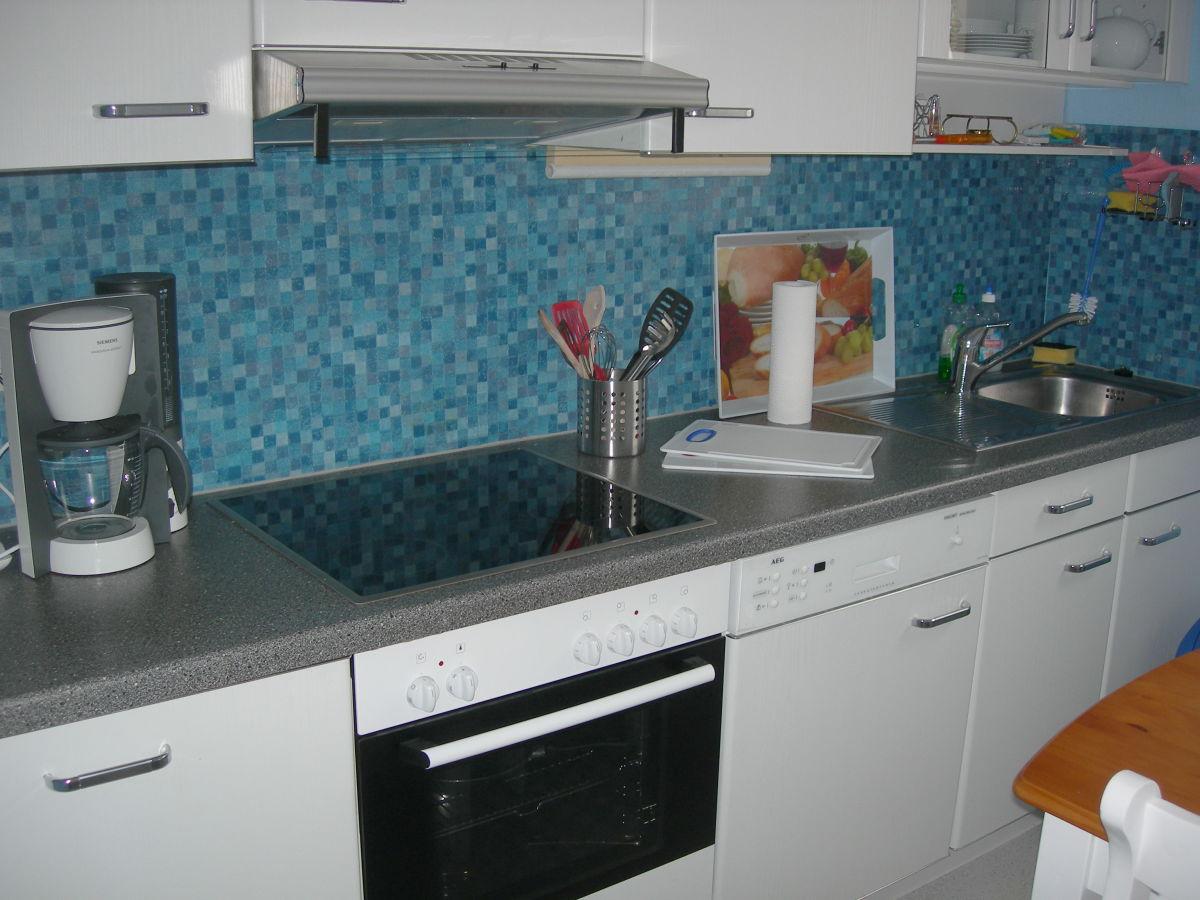 Die Küchenzeile ~ ferienwohnung watt'n glück, nordsee, ostfriesische inseln