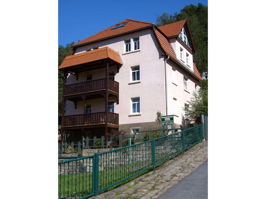 Haus Feriendomizil-Schwarze