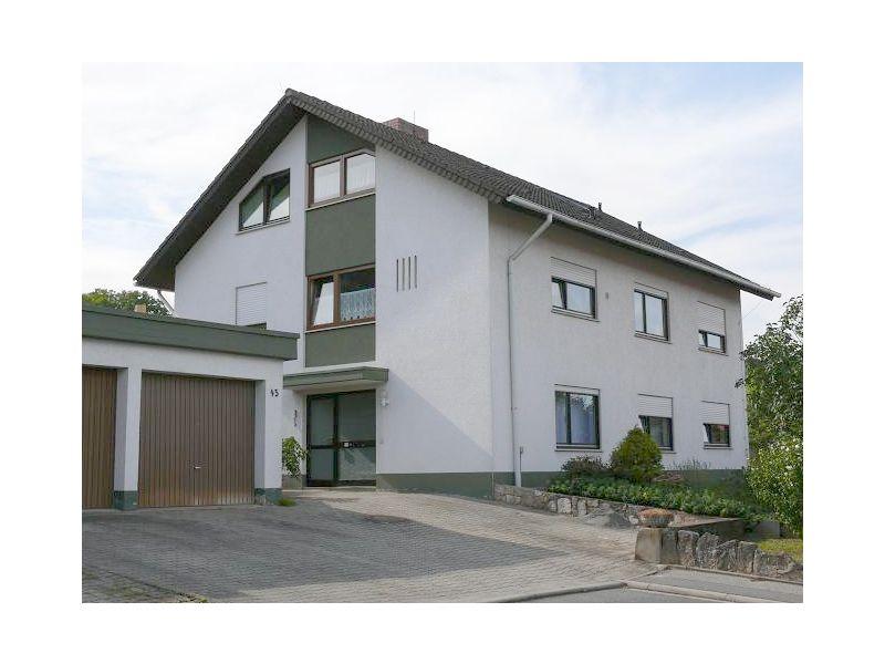 Ferienwohnung Haus DiWa Tauberbischofsheim/Dittigheim