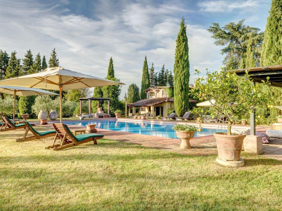 Außenaufnahme Villa Rosella