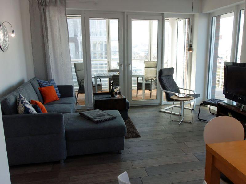 Ferienwohnung Yachthafen Wohnung 5