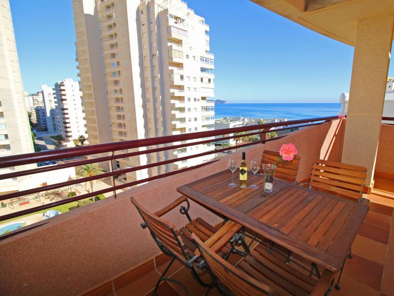 Ferienwohnung Ático Riviera