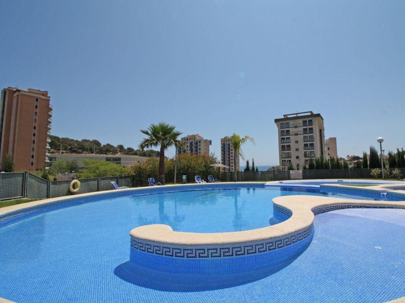 Holiday apartment Luz de Calpe
