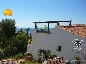 Ferienhaus Pino - Casa Grande mit Meerblick & Pool