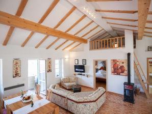 Ferienwohnung Penthouse mit Terrasse