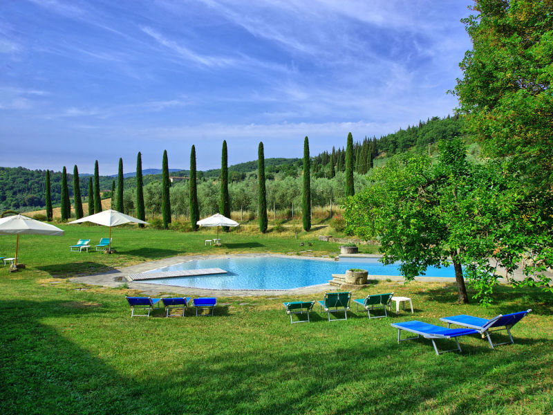 Ferienwohnung Montescalari