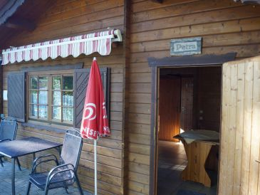 Bungalow Camping am Luckower See Petra