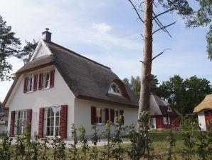 Ferienhaus Reet am Dünenwald 25