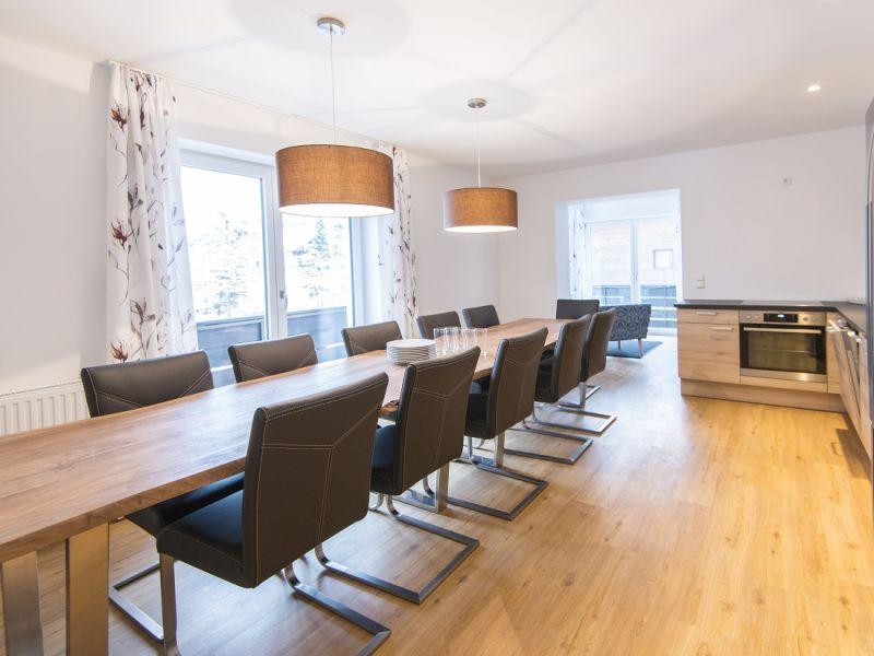 Apartment im Haus Wallner - Komfort 4-Zimmer
