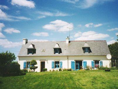 Haus Plovan in Meernähe