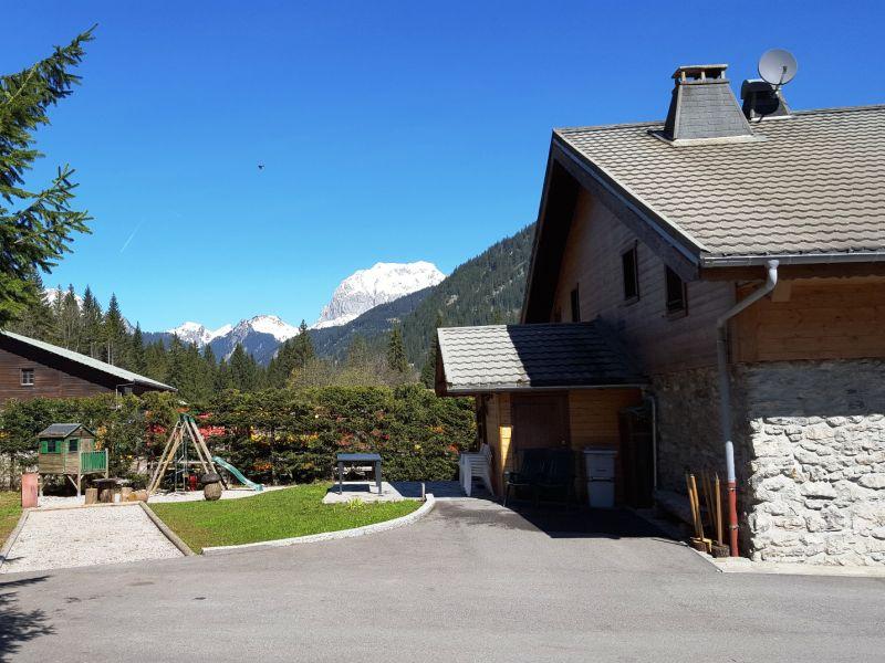 Berghütte Enneigé