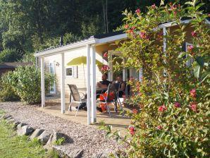 Ferienhaus Camping im Mobilheim am Luckower See