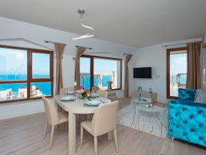 Ferienwohnung Penthouse im La Mer mit gigantischem Meerblick