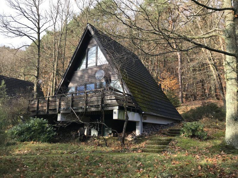 Holiday house Pfälzer Hexenhäuschen (Palatinate Witch's House).