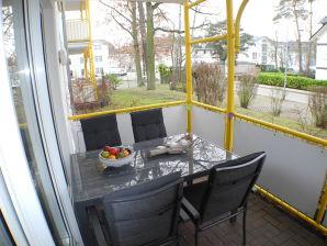 Ferienwohnung Villa Störtebeker 12 - Hansekogge